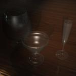 Copas en 3D