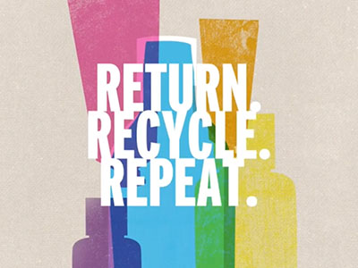 #ReturnRecycleRepeat