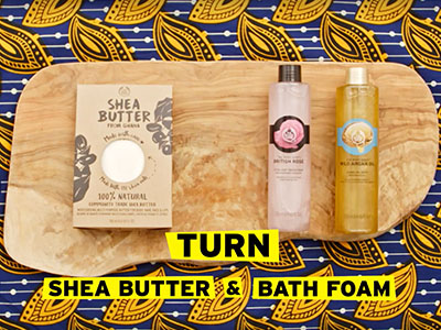 Shea Butter DIY Hacks