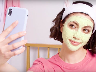 Tea Tree Peel-Off Mask
