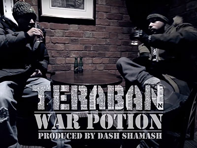 Teraban – War Potion
